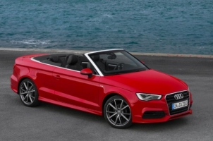 Special Offer for Car Rental Audi A3 cabrio