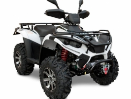 Special Offer for Motorbike Rental Linhai 400cc 4x4