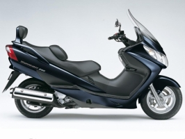 Special Offer for Motorbike Rental Honda  Burgman An 350cc