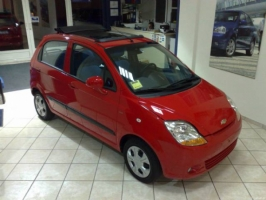 Special Offer for Car Rental Chevrolet Matiz Open Top