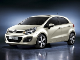 Rent a car KIA Rio eco diesel